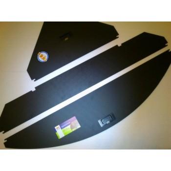 Juwel / Ювель Комплект пластиковых крышек для Trigon 190 черный