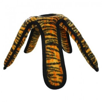 Tuffy / Таффи Супер прочная игрушка для собак Кольцо с 5 лепестками , узор тигр, прочность 10/10
