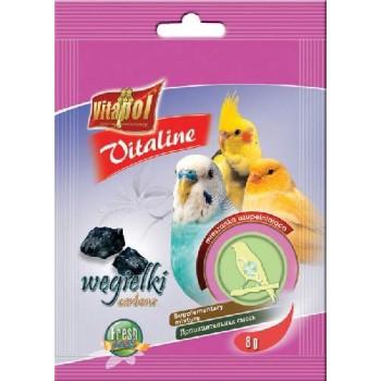 Vitapol / Витапол Vitapol VITALINE - уголь для птиц