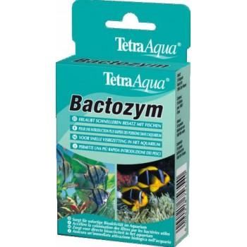 Tetra / Тетра Bactozym средство для биологического запуска аквариума 10 капсул