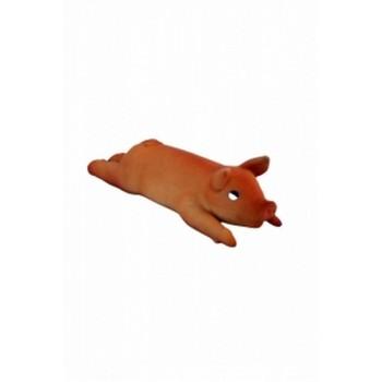 """Papillon / Папиллон Игрушка для собак """"Румяный поросенок"""", 25см, латекс"""