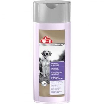 8in1 шампунь для собак Protein Shampoo протеиновый 250 мл