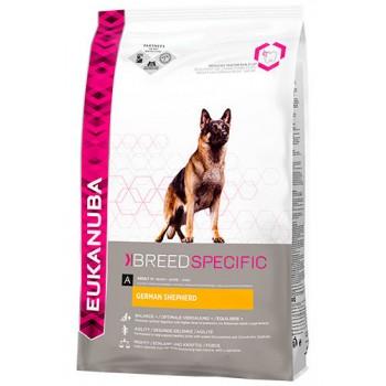 EUKANUBA / Еукануба Dog DNA корм для Немецких овчарок 12 кг