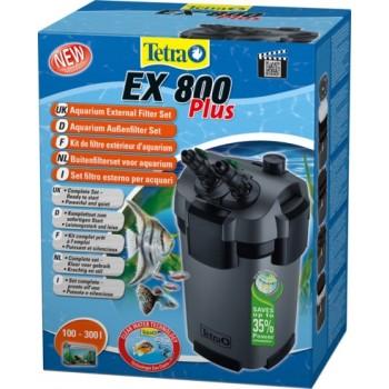 Tetra / Тетра EX 800 Plus внешний фильтр для аквариумов 100-300 л