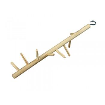 Yami-Yami / Ями-Ями Лесенка деревянная винтовая (8570)