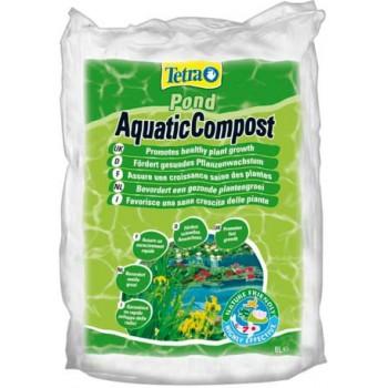 Tetra / Тетра Pond Aquatic Compost грунт для посадки прудовых растений 8 л