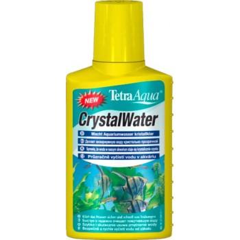 Tetra / Тетра Crystal Water средство для очистки воды от всех видов мути 100 мл