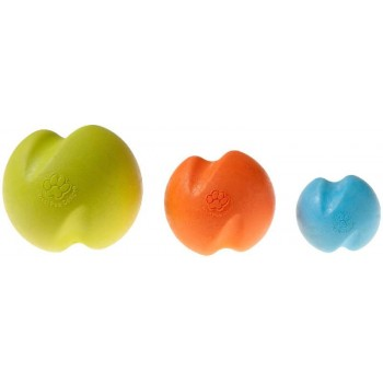 Zogoflex / Зогофлекс игрушка для собак мячик Jive XS 5 см оранжевый