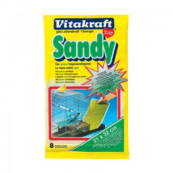 Vitakraft / Витакрафт SANDY Песочное дно для птиц 21х32 см