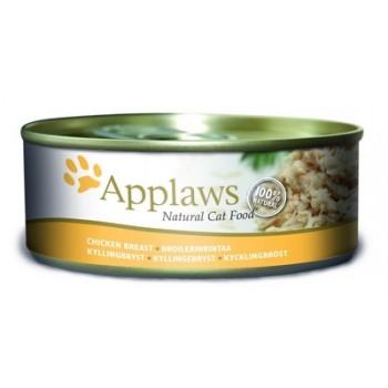 Applaws / Эпплаус Консервы для кошек с Куриной грудкой 0,156 кг