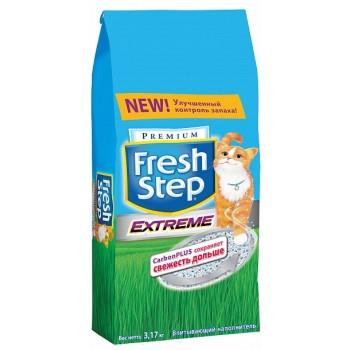 Fresh Step / Фреш Степ Наполнитель тройной контроль запаха 3,17 кг-6 л.
