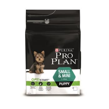 """Pro Plan / Про План """"Puppy Small"""" сухой для щенков мелких и карликовых пород Курица с Рисом 7,5 кг"""