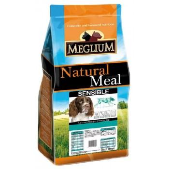 MEGLIUM / МЕГЛИУМ Sensible Корм сух.15 кг для взрослых собак с чувствительным пищеварением MS1915