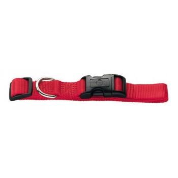 Hunter / Хантер Smart ошейник для собак Ecco M (35-53 см) нейлон красный