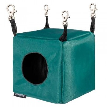 """Gamma / Гамма Домик """"Куб"""" для мелких животных, 130*130*130мм"""