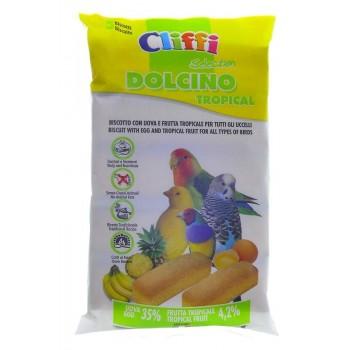 Cliffi / Клиффи Лакомства для Птиц: яичный бисквит тропическими фруктами ACOA403