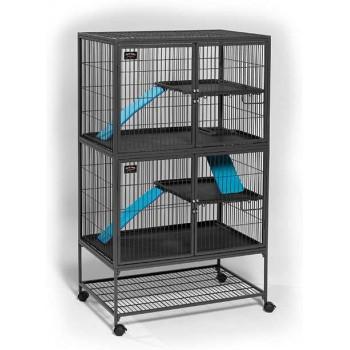 Midwest / Мидвест клетка для хорьков 91,4х63,5х158,1h см 2 этажа