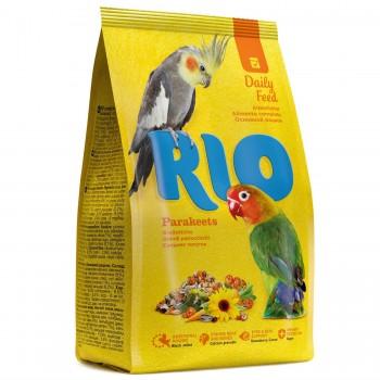 РИО корм для средних Попугаев, основной рацион, 500 гр