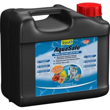 Tetra / Тетра AquaSafe кондиционер для подготовки воды аквариума 5 л