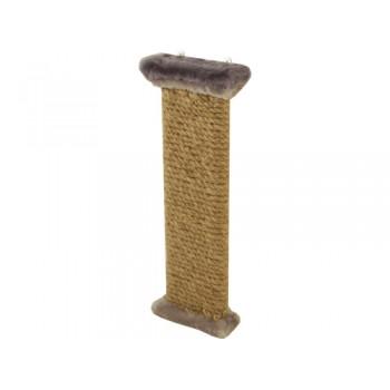 Yami-Yami / Ями-Ями Когтеточка настенная джут, 16,5*8,5*44см (8309д)