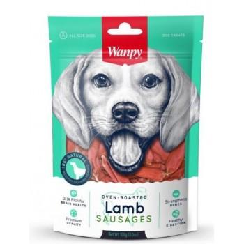 Wanpy Dog сосиски из мяса ягненка 100 г (SA-04H)