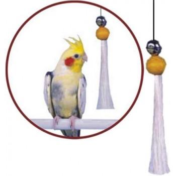 Penn-Plax / Пен-Плакс Игрушка для птиц Кисточка с бубенчиками большая (1х12) ВА526