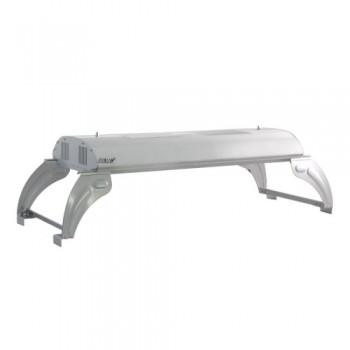 Jebo / Джебо Светильник металлогалогеновый JM230A, 2*150Вт, 3*27Вт, трос+ножки, 1550 мм