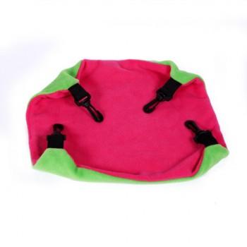 OSSO / ОССО Fashion Гамак для хорьков из флиса малый р-р 35*30 см Их-1001