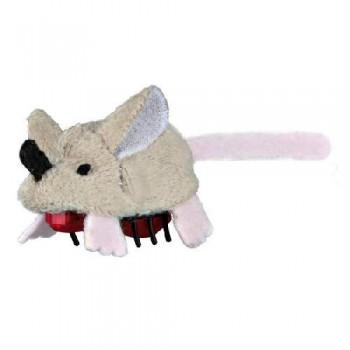 """Trixie / Трикси 45798 Игрушка д/кошек """"Бегающая Мышь"""" 5,5см"""