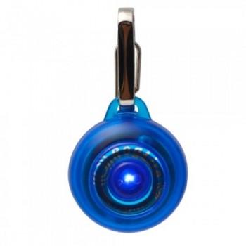 Rogz / Рогз Светящаяся подвеска, синий (SAFETY LIGHT)