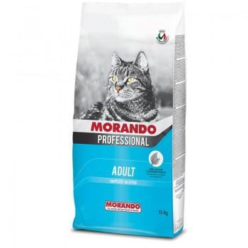 Morando / Морандо Professional Gatto сухой корм для взрослых кошек с рыбой, 2 кг