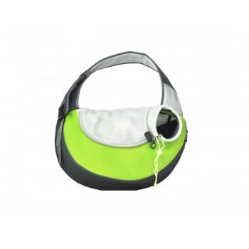 Crazy Paws Sport Переноска-слинг S, 25х15,5х43см, до 3кг, зеленый DPETCO23MB-GN (7089)