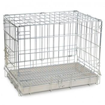 Triol / Триол Клетка 003SC для животных, хром, 770*560*640мм