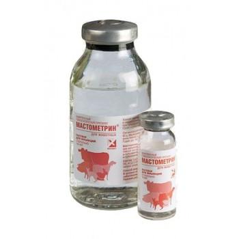 Мастометрин Лечение острых, хронических и субклинических маститов, метритов, лечение пиометры 100мл
