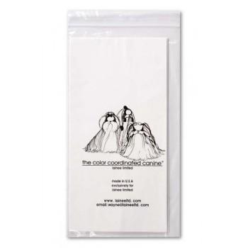Lainee / Лайни бумага пластиковая длинная белая
