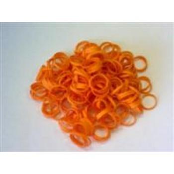 Lainee / Лайни резинки упаковочные оранжевые 1/2 уп.