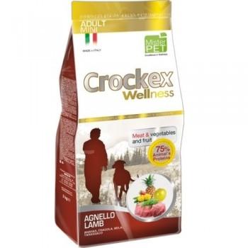 CROCKEX / КРОКЕКС Wellness сухой корм для собак мелких пород 2 кг ягненок с рисом MCF3102