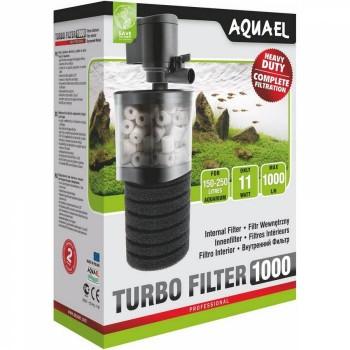 Aquael / Акваэль Турбо Фильтр 1000 тройной очистки произв. до 1000л\час, 150-250л/6