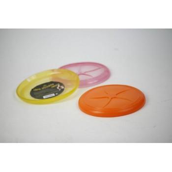 """SuperDesign игрушка для собак """"Летающая тарелка"""" резиновая 21 см"""