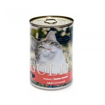 "Nero Gold / Неро Голд для кошек ""Свежая оленина"" 0,81 кг"