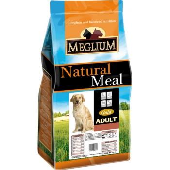 MEGLIUM / МЕГЛИУМ Adult GOLD Корм сух.15кг для взрослых собак MS1315