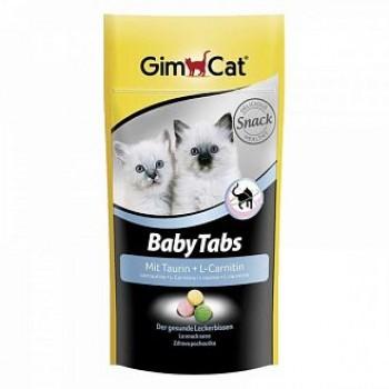 Gimcat / ГимКэт Лакомство витаминиз. с таурином д/котят, 40 г