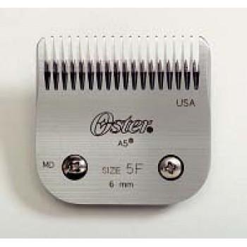 Oster / Остер Cryogen-X ножевой блок для A5, А6 №5F 6,3 мм