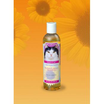 Bio-Groom / Био Грум Silky Cat Shampoo шампунь-кондиционер для кошек шелковый 237 мл