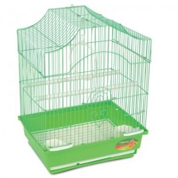 Triol / Триол Клетка 1002 для птиц, эмаль, 300*230*390мм