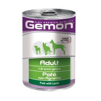 Gemon / Гемон Dog консервы для собак паштет ягненок 400 г