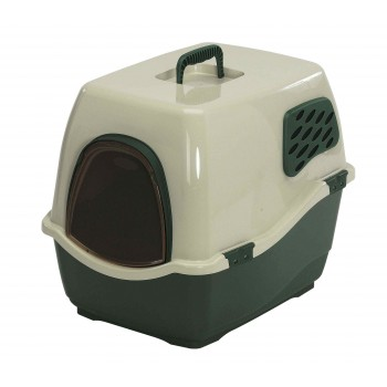 Marchioro / Марчиоро био-туалет BILL 2F 57х45х48h см зелено-бежевый