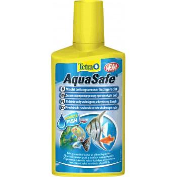 Tetra / Тетра AquaSafe кондиционер для подготовки воды аквариума 500 мл