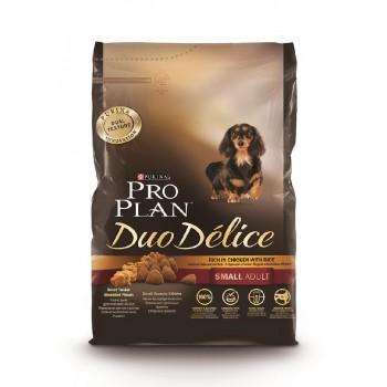 """Pro Plan / Про План """"Duo Delice"""" сухой для собак мелких и карликовых пород Курица с Рисом 700 гр"""