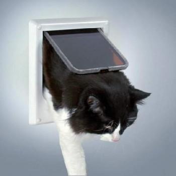 Trixie / Трикси 3869 Дверца д/кошки магнитная 16,5х21,6см